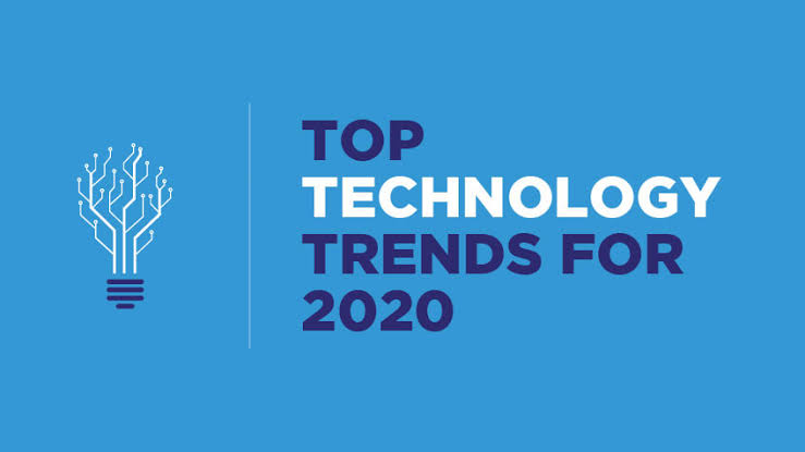 Top 7 Technologies in 2020